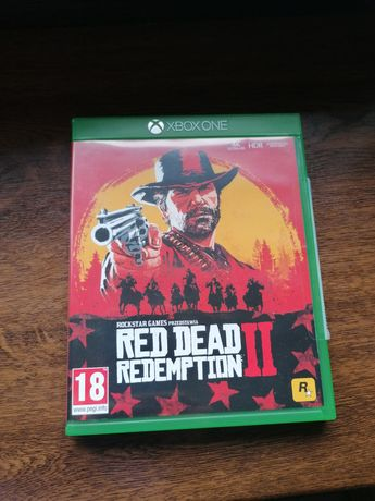 Red Dead Redemption 2 Xbox stan idealny
