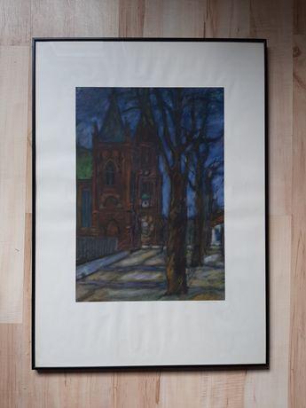 Obraz M. Marciniak z 1993r.
