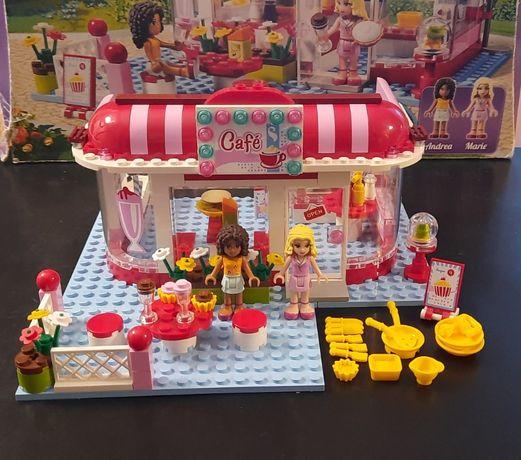 Klocki LEGO FRIENDS - Kawiarnia 3061