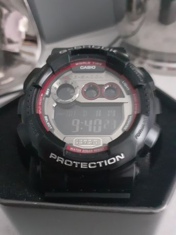 Casio G-Shock GD120TS+camo