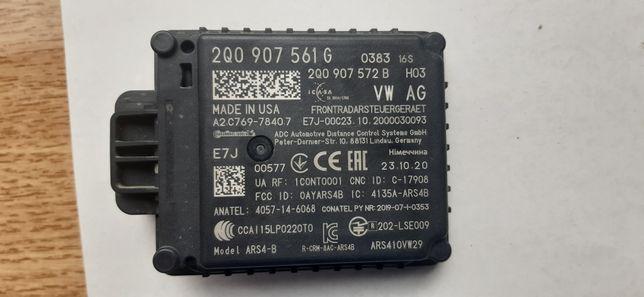AUDI VW Skoda Seat 2Q0907561G Radar ACC Сенсор Радар