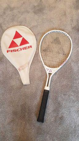 Rakieta tenisowa Fisher + pokrowiec