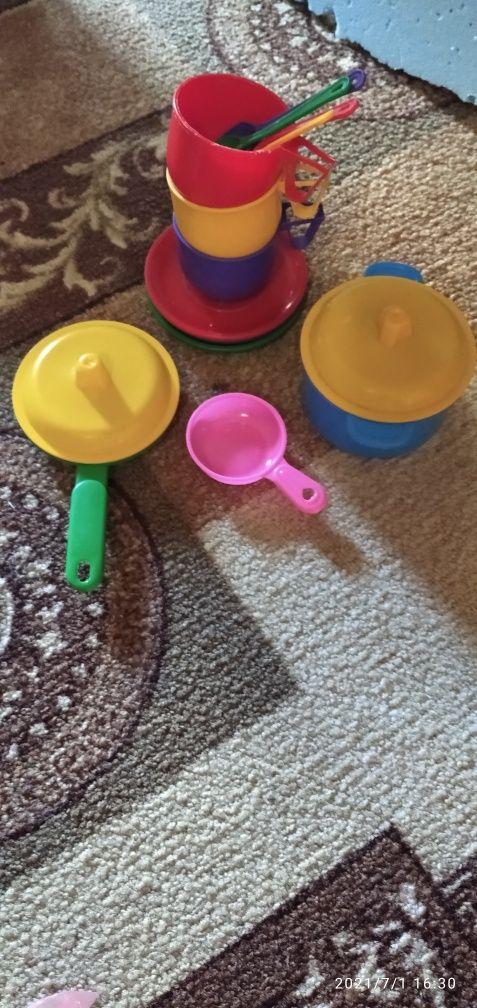 Детская посуда..