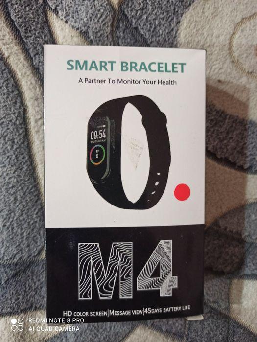 Продам новый фитнес браслет М4 Черепашинцы - изображение 1