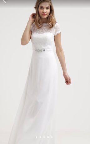 Свадебное платье Unique bride р. S