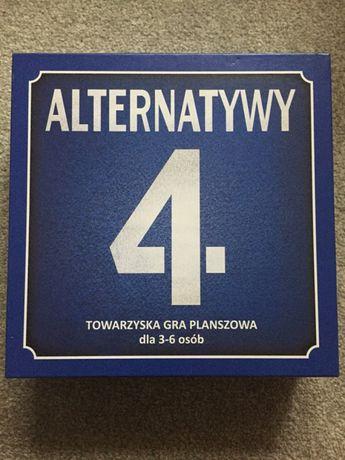 Alternatywy 4 gra planszowa