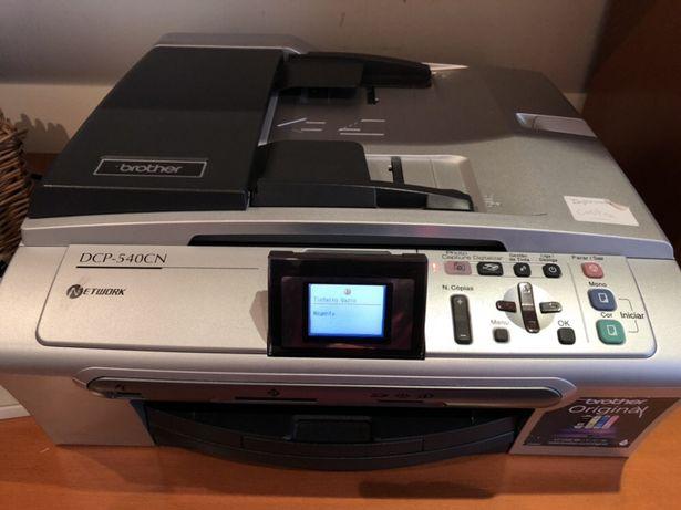 Impressora Multifunções Brother DCP-540CN