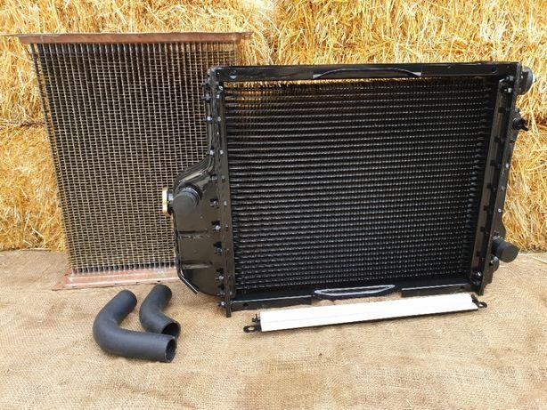 Радиатор водяной Сердцевина МТЗ Д240/243 ЮМЗ Д65 Латунная в сборе