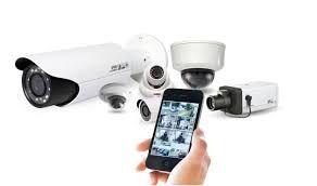 Установка видеодомофонов, систем видеонаблюдения