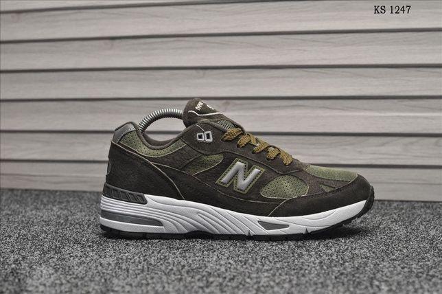 New Balance 991 (зеленые)
