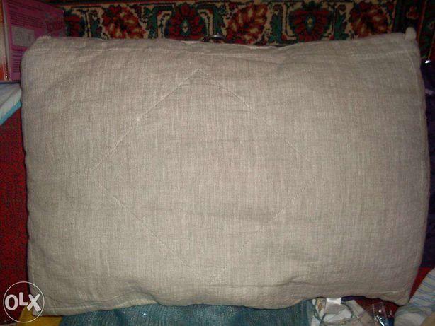 Экологически чистая подушка из волокон льна Солнцелен-Линтекс 50*70
