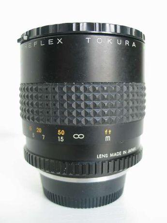 Objetiva 300mm para Nikon