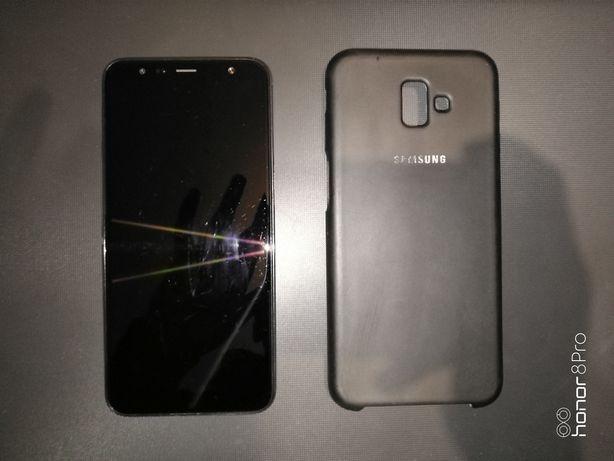 Samsung J6 plus 2018 / 32gb (Описание)