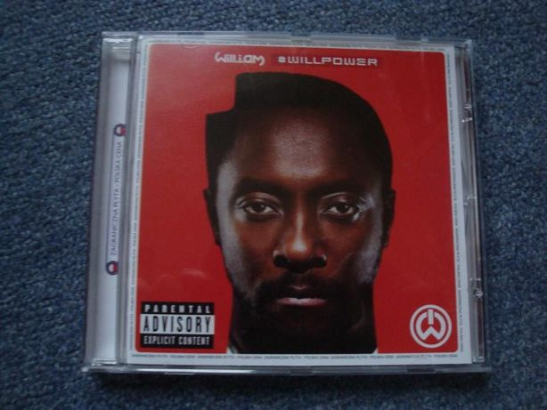 Płyta CD will.i.am - #willpower 2013 scream & shout, This Is Love