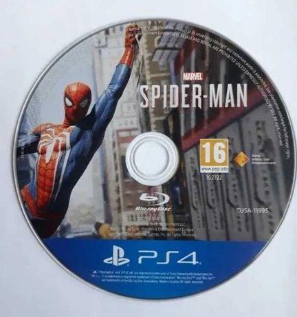 Gra PS4 Marvel Spider-Man PL stan perfekt - na konsolę PlayStation 4