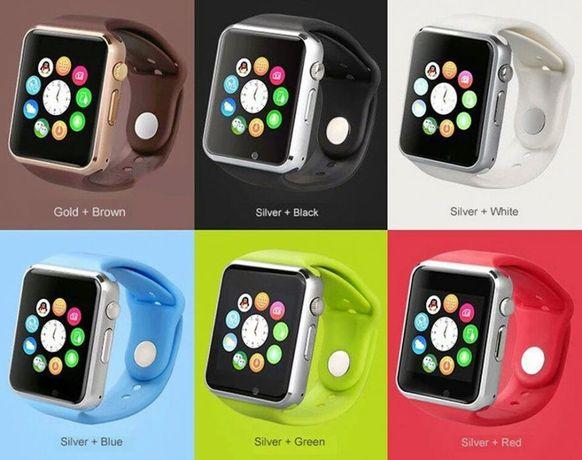 Смарт часы телефон А1 по супер цене, розница, опт.