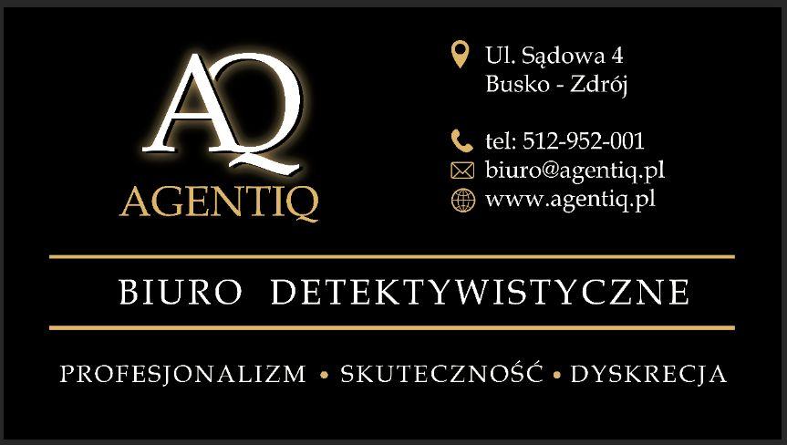 AGENTIQ - Detektyw Busko-Zdrój - image 1