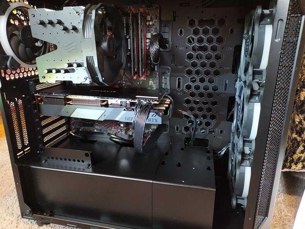 Komputer AMD 5 3600/RTX 2070S/16GB