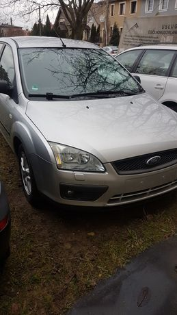 Ford Focus 1.6 hdi