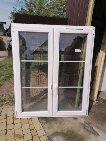 Sprzedam okno używane PCV wys 164 szer 134