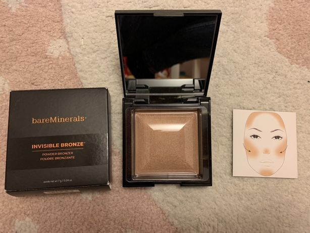 Nowy Invisible bronze od bareMinerals 7g
