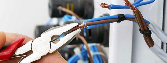 услуги электрика (все виды работ)
