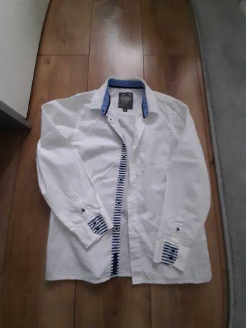 Koszula biała 140rozm. Cool Club