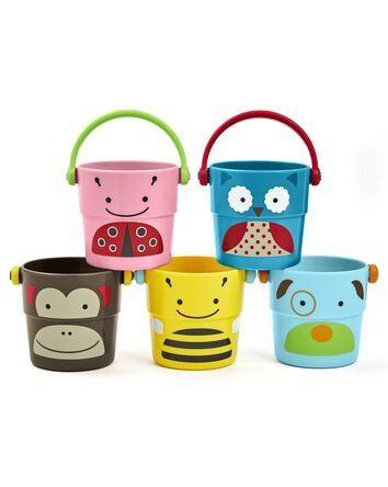 Skip Hop Zoo Stack Buckets, відерка, безкоштовна доставка Львів