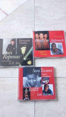 Cd's de musica portuguesa