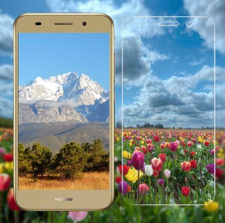 2Pcs de Vidro Temperado 9H Para Huawei Y6II