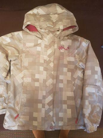 Термокурточка на дівчинку 11-12 років.152 см