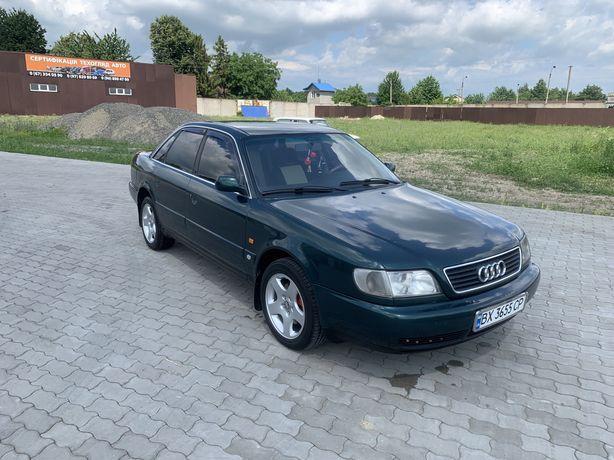 Продам Audi A6 C4 1996 2.6 газ/бензин