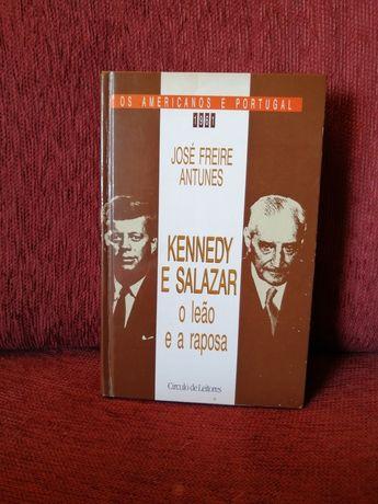 Kennedy e Salazar