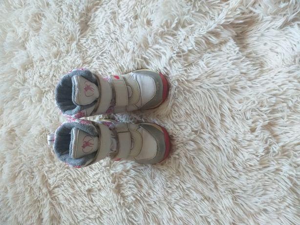 Термо ботинки ,сапожки B&G