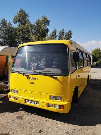 Автобус Богдан А-091. 01
