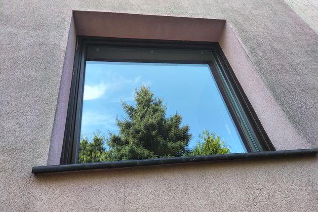 Okno 150 x 150 cm kompletne