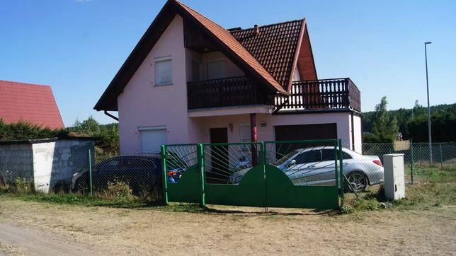 Dom nad jeziorem Spore, Szczecinek.