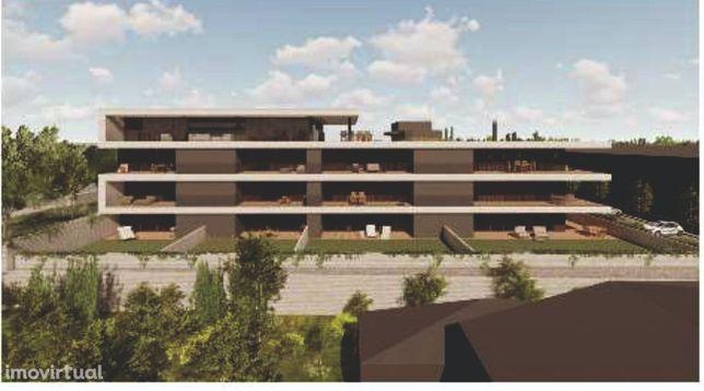 Excelente apartamentos T1 novo com garagem 15 minutos de Braga.