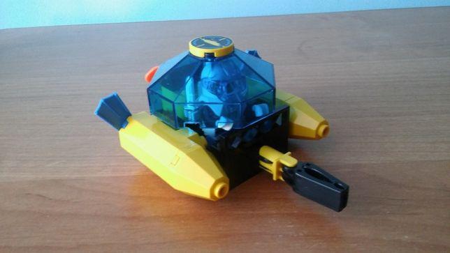 Lego Aquazone, 6125 Sea Sprint 9 - Aquanaut Octopod / 1995