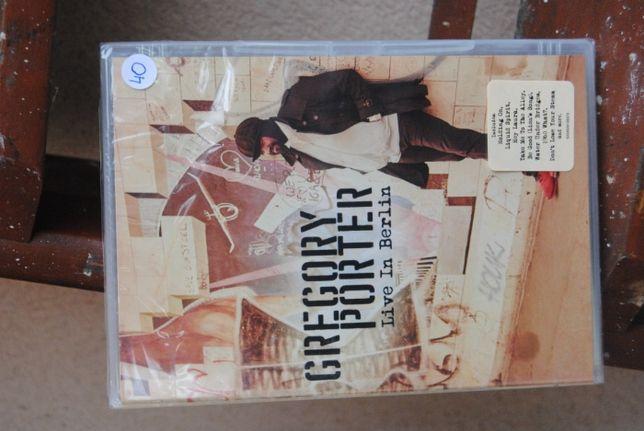 Gregory Porter Live In Berlin/DVD Nowa