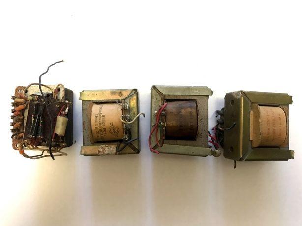 Трансформатори і дроселі