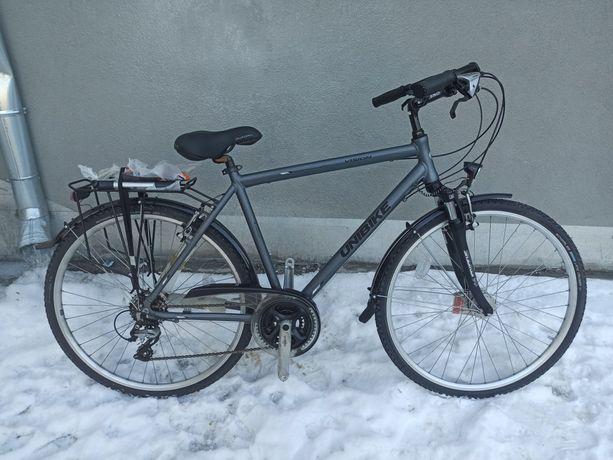 Rower Unibike Vision męski, koła 28 cali, rama 21 cali