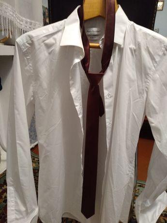 Рубашка з галстуком