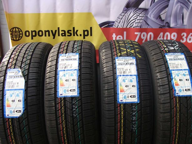 NOWE 215/55 R18 Toyo Open Country A20