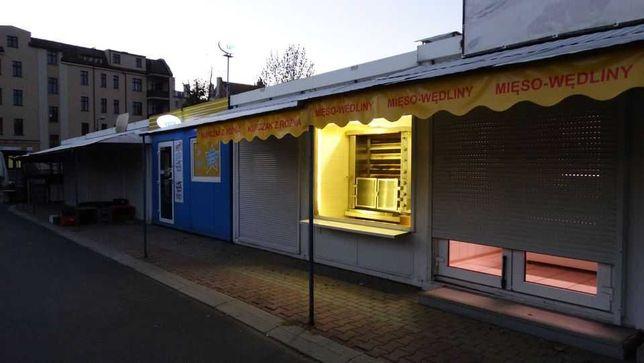 Sklep, kiosk handlowy, pawilon lokal gastronomiczny Opole centrum 11m2