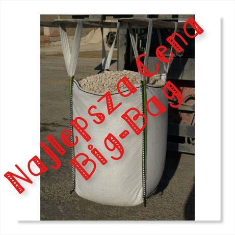 105/105/130cm Big Bag na Wapń / Szybka wysyłka / Mocny materiał