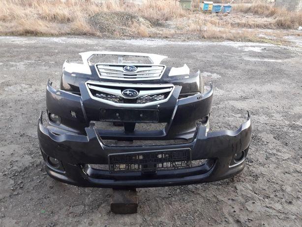 Решотка, Усилитиль, Бампер Subaru Legacy, Subaru Outback,