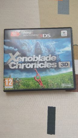 Xenoblade Chronicles 3ds