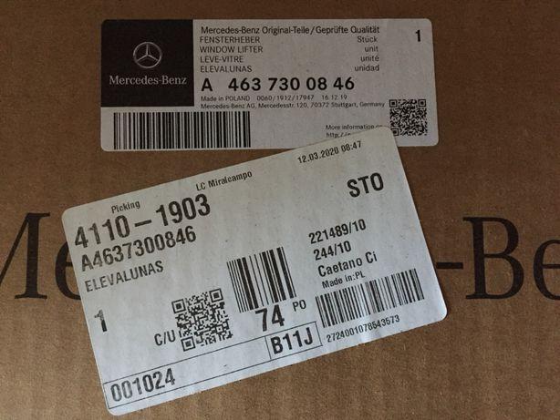 Mercedes Benz G63 AMG peças originais
