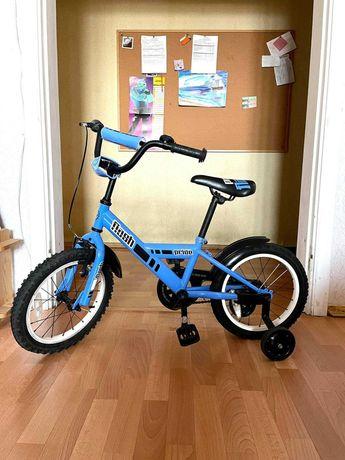 Продам детский велосипед Flash Pride + Самокат в Подарок